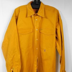 Tommy Hilfiger Mens Long Sleeve Button Up